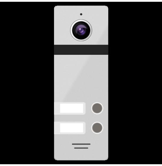 FANTASY 2 SILVER - 2 абонентская вызывная панель 800 ТВЛ, ver. 4466