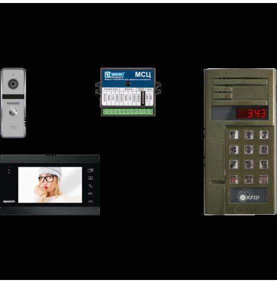 МСЦ - модуль сопряжения с Proel, Laskomex, Keyman-Polylock, Маршал-Raikmann, Метаком, ver. 4125