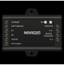 SB110 - контроллер СКУД, ver. 4622