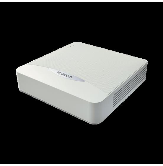 NR1604-P4 - 4 канальный IP видеорегистратор c PoE, ver. 3077