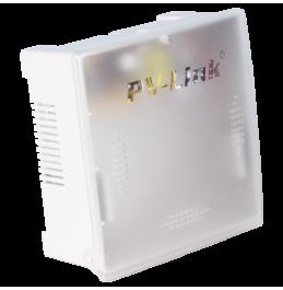 PV-DC2AP+ - профессиональный стабилизированный блок бесперебойного питания DC 12 В, 2 А с отсеком коммутации для АКБ, внутреннее исполнение, ver. 2016