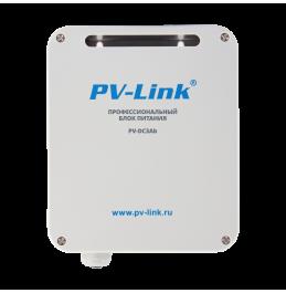 PV-DC3Ab - профессиональный стабилизированный блок бесперебойного питания DC 12 В, 3 А с герметичным отсеком для коммутации, всепогодное исполнение IP66, ver. 211