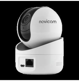 WALLE - купольная внутренняя поворотная домашняя IP видеокамера 2 Мп, ver. 1295