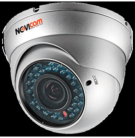 N22W - купольная уличная IP видеокамера 3 Мп, ver. 1230
