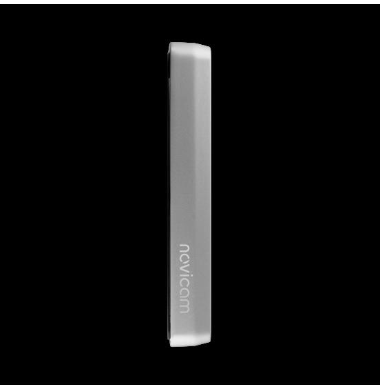 FANTASY 3 HD SILVER - 3 абонентская HD вызывная панель 1.3 Мп, ver. 4706