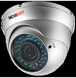 AC18W - купольная уличная AHD видеокамера 1 Мп, ver. 1200