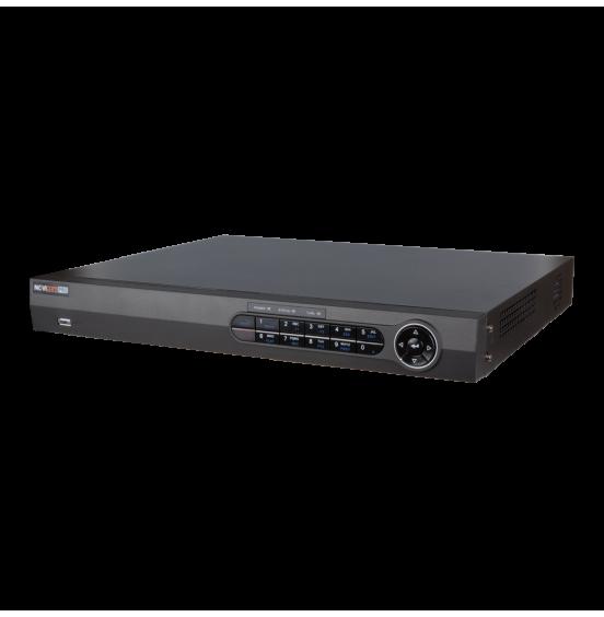 FR2116 - 16 канальный видеорегистратор 5 в 1 и IP до 6 Мп, ver. 3089
