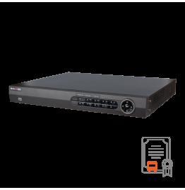 TR2116F - 16 канальный видеорегистратор 5 в 1 и IP до 6 Мп, ver. 3051