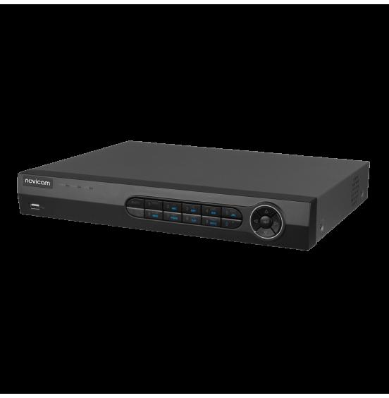 FR1108 - 8 канальный видеорегистратор 5 в 1 и IP до 6 Мп, ver. 3075