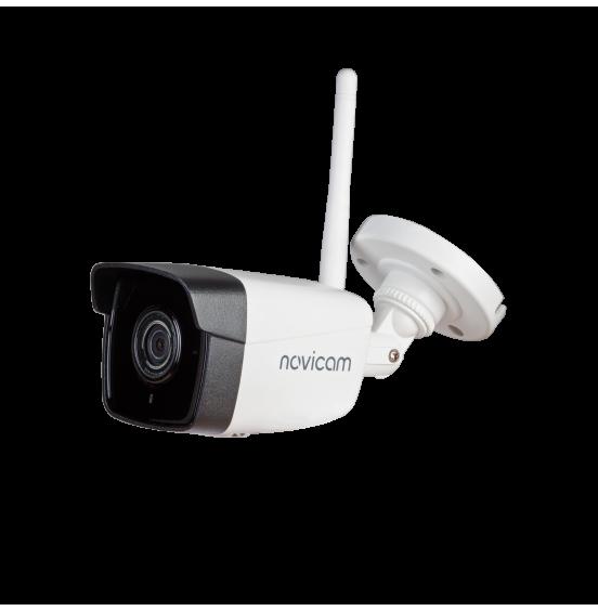 PRO 23 - уличная пуля IP видеокамера 2 Мп с Wi-Fi, ver. 1396