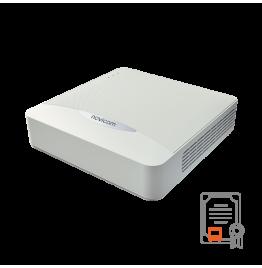 NR1604 - 8 канальный IP видеорегистратор, ver. 3079