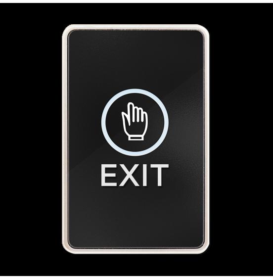 B60TL - сенсорная накладная кнопка с подсветкой, ver. 4270