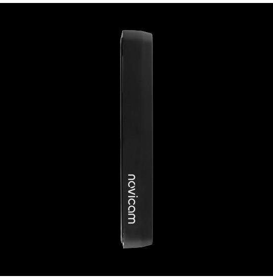 FANTASY 4 HD BLACK - 4 абонентская HD вызывная панель 1.3 Мп, ver. 4709