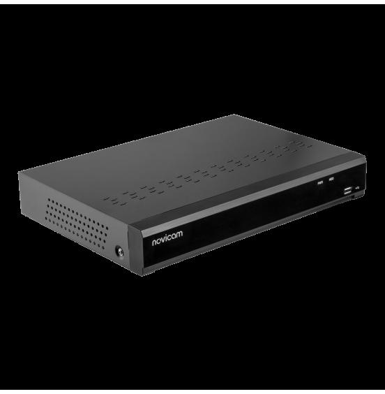 SMART 1808 - 8 канальный IP видеорегистратор, ver. 3057