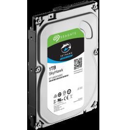 HDD Seagate SkyHawk 1 Tb - жесткий диск для систем видеонаблюдения, ver. 4317