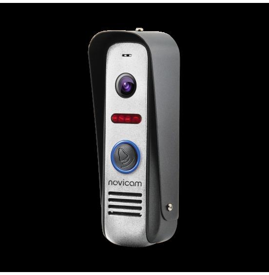 MASK HD SILVER - HD вызывная панель 1.3 Мп, ver. 4563