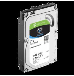 HDD Seagate SkyHawk 2 Tb - жесткий диск для систем видеонаблюдения, ver. 4318