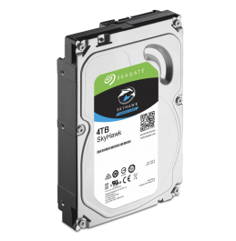 HDD Seagate SkyHawk 4 Tb - жесткий диск для систем видеонаблюдения, ver. 4319