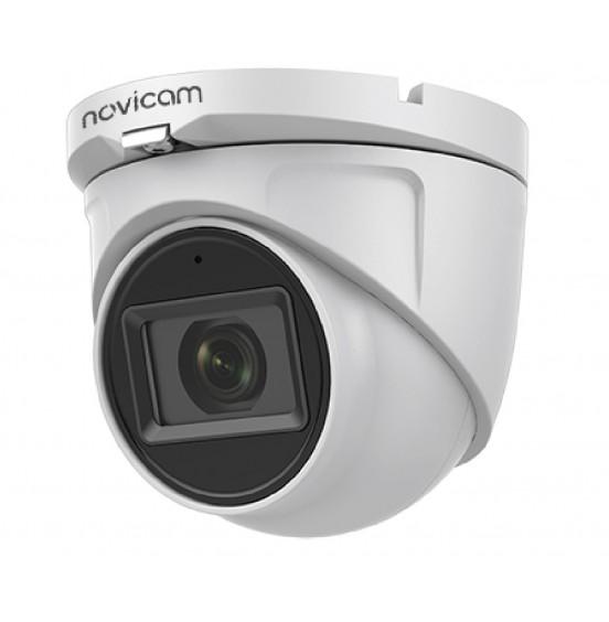 HIT 52 - купольная уличная 4 в 1 видеокамера 5 Мп, ver. 1399